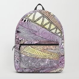 colors of the wind Backpack