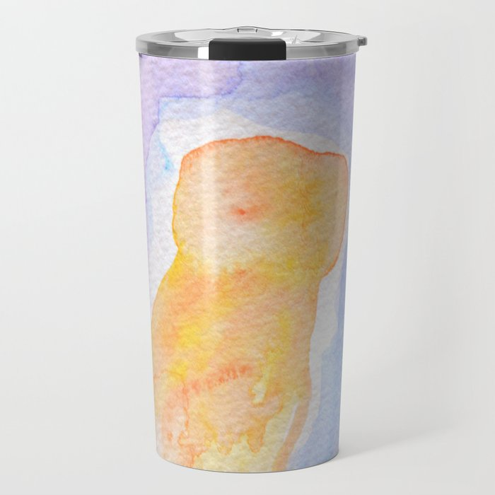 Cometa Flamígero Travel Mug