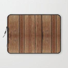 wood 3 Laptop Sleeve