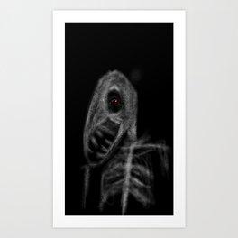 Nachtling Art Print