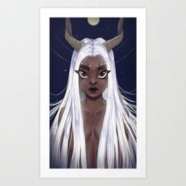 NOX Art Print