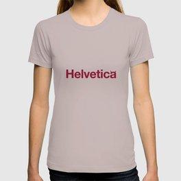 Hell-vetica T-shirt