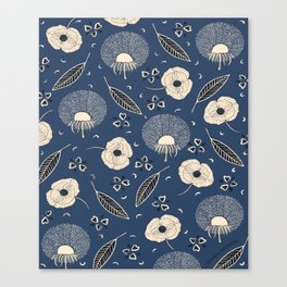 Dandelion Spring Canvas Print
