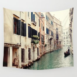 Venetian Canal Wall Tapestry