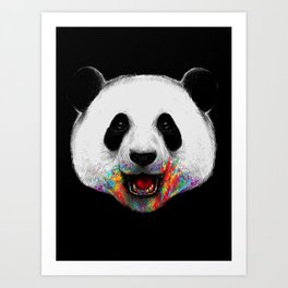 Where is the Rainbow? Art Print
