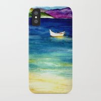 jamaica iPhone & iPod Cases featuring Jamaica by Brazen Design Studio