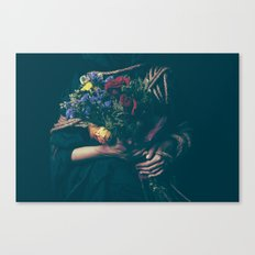 Burdened Canvas Print