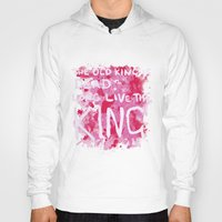 """coldplay Hoodies featuring """"Long Live The King""""-Coldplay by Fabfari"""