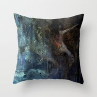 imagerybydianna Throw Pillows featuring Liu's song by Imagery by dianna