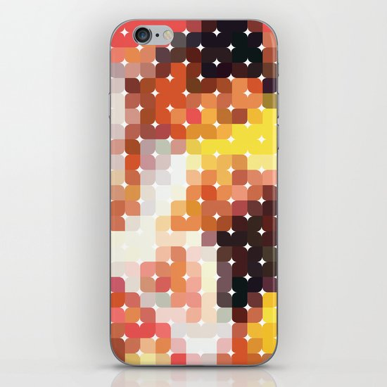 Gone with the wind iPhone & iPod Skin