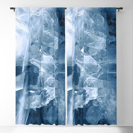 Crystal & Feathers Blackout Curtain