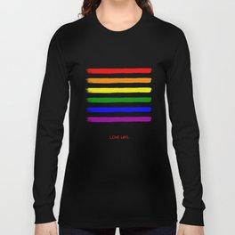 Love wins! Long Sleeve T-shirt