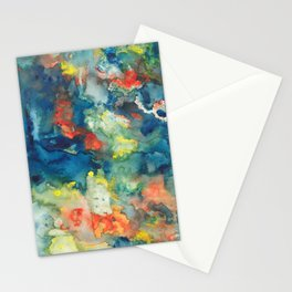 Mindscapes: Did you get hit by a bus or just have a baby? Stationery Cards