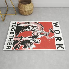 Work Together Rug