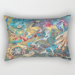 Surreal Dreams Rectangular Pillow