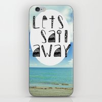 salt water iPhone & iPod Skins featuring salt water by Keri Shean Photography and Prints