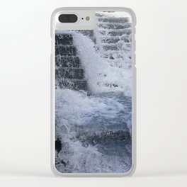 Water12 Clear iPhone Case