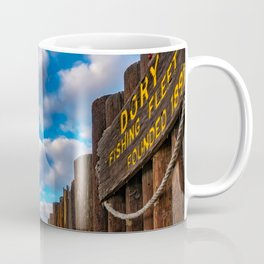 Newport Dory Fleet Coffee Mug