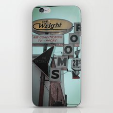 The Wright iPhone Skin