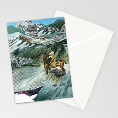 Experiment am Berg 16 Stationery Cards