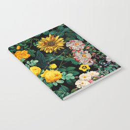 Midnight Garden XX Notebook