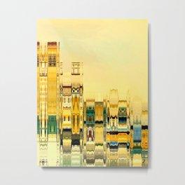 City by rafi talby Metal Print