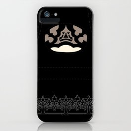 2B Dress Shirt (NieR:Automata) iPhone Case
