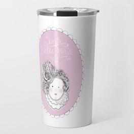 Sweet Baby Jane Travel Mug