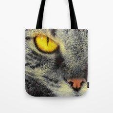 Gato Loco Tote Bag