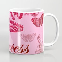 Flutterby Princess Coffee Mug