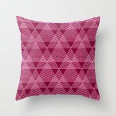 Op Art 10 Throw Pillow
