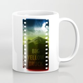 BIG YELLOW TRUCK Coffee Mug