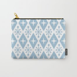 Mid Century Modern Atomic Triangle Pattern 129 Carry-All Pouch