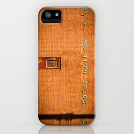 Floating Door iPhone Case