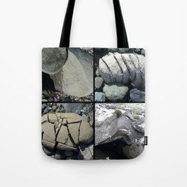 Fractures Tote Bag