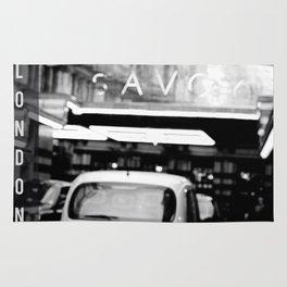 London Savoy hotel Rug
