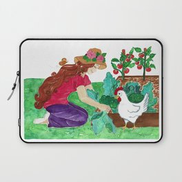 Luci an Susie - Homegrown Heaven Laptop Sleeve