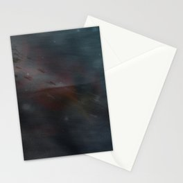 A new world is born Stationery Cards