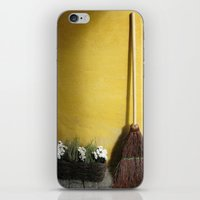 sweden iPhone & iPod Skins featuring Simply Sweden by Melia Metikos