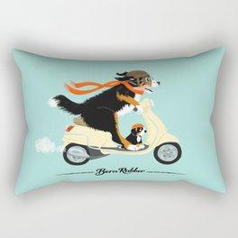 Bern Rubber Rectangular Pillow