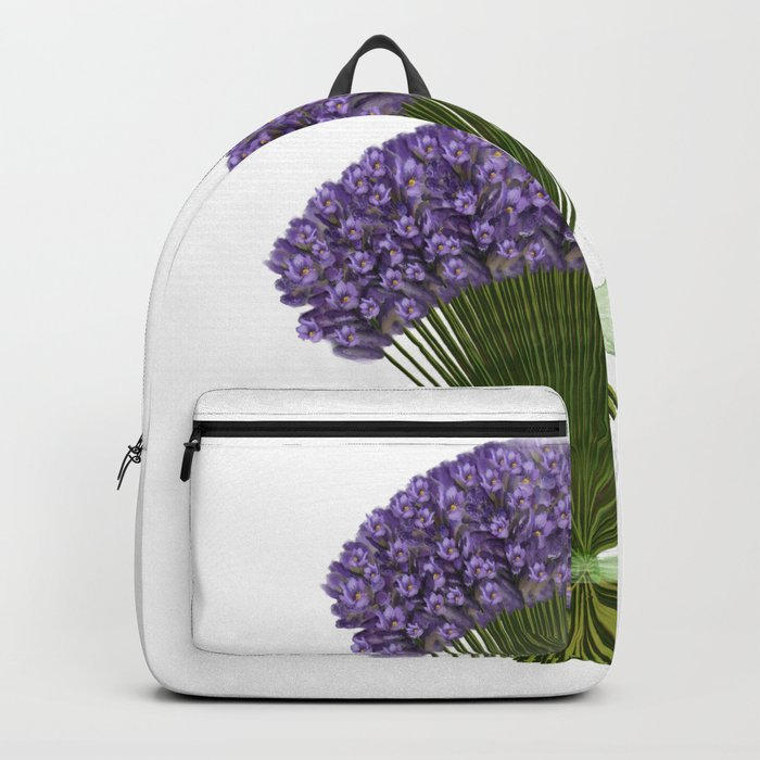 Bunch of lavender Backpack