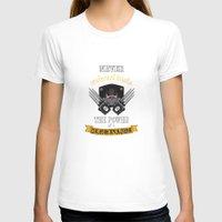 warhammer T-shirts featuring Terminator 2, Warhammer 40K by ZsaMo Design