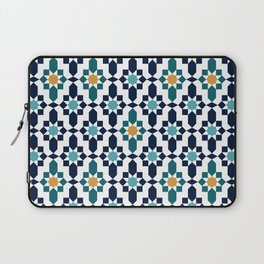 Moroccan style pattern Laptop Sleeve