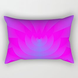 Fuschia About Rectangular Pillow
