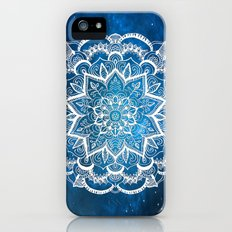 Mandala into Galactic stars Slim Case iPhone (5, 5s)