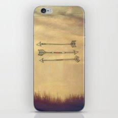 Wispy Way iPhone & iPod Skin