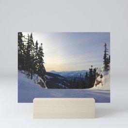Whistler, Canada Mini Art Print