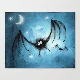 Bat Canvas Print