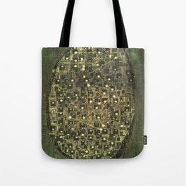 Planetarium / Stellar Map Tote Bag