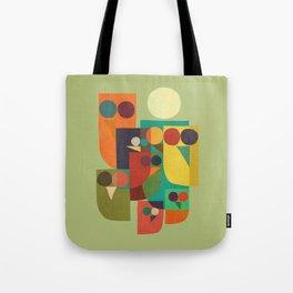 Owl squad Tote Bag